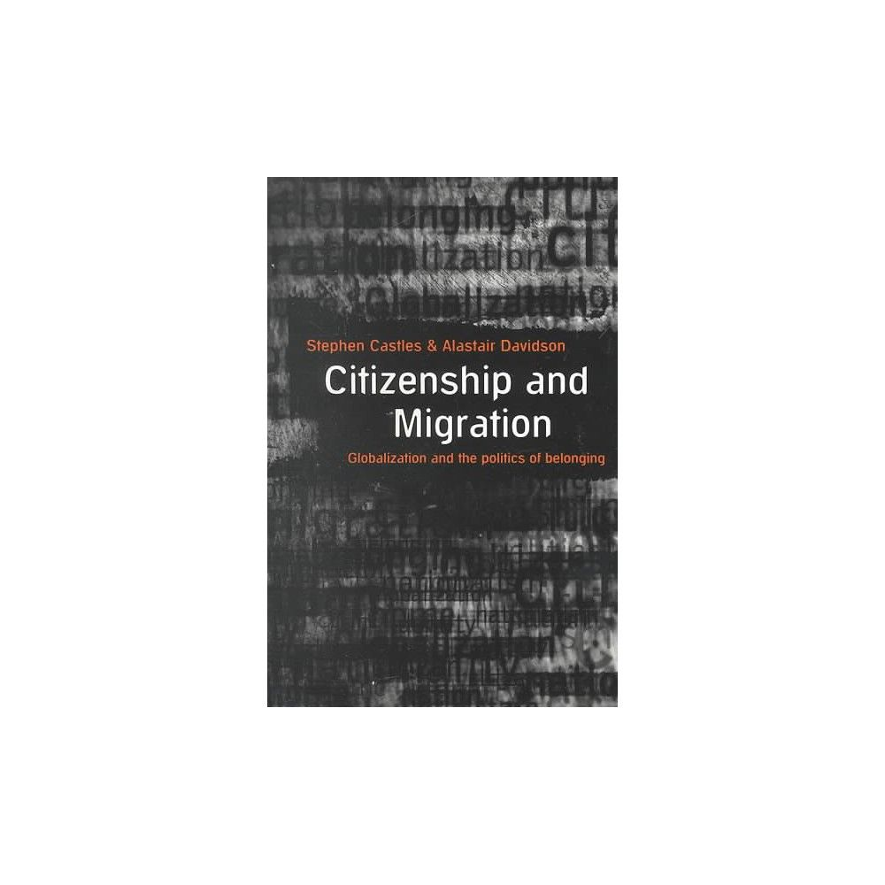 Citizenship and Migration (Paperback)