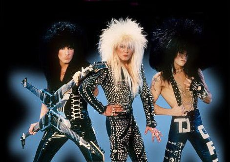 13 Greatest Hair Metal Songs of All Time | Hair band, 13 s and ...