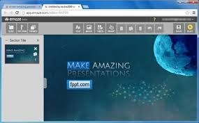 Evaluation Emaze Is An Online Presentation Software Which Designs