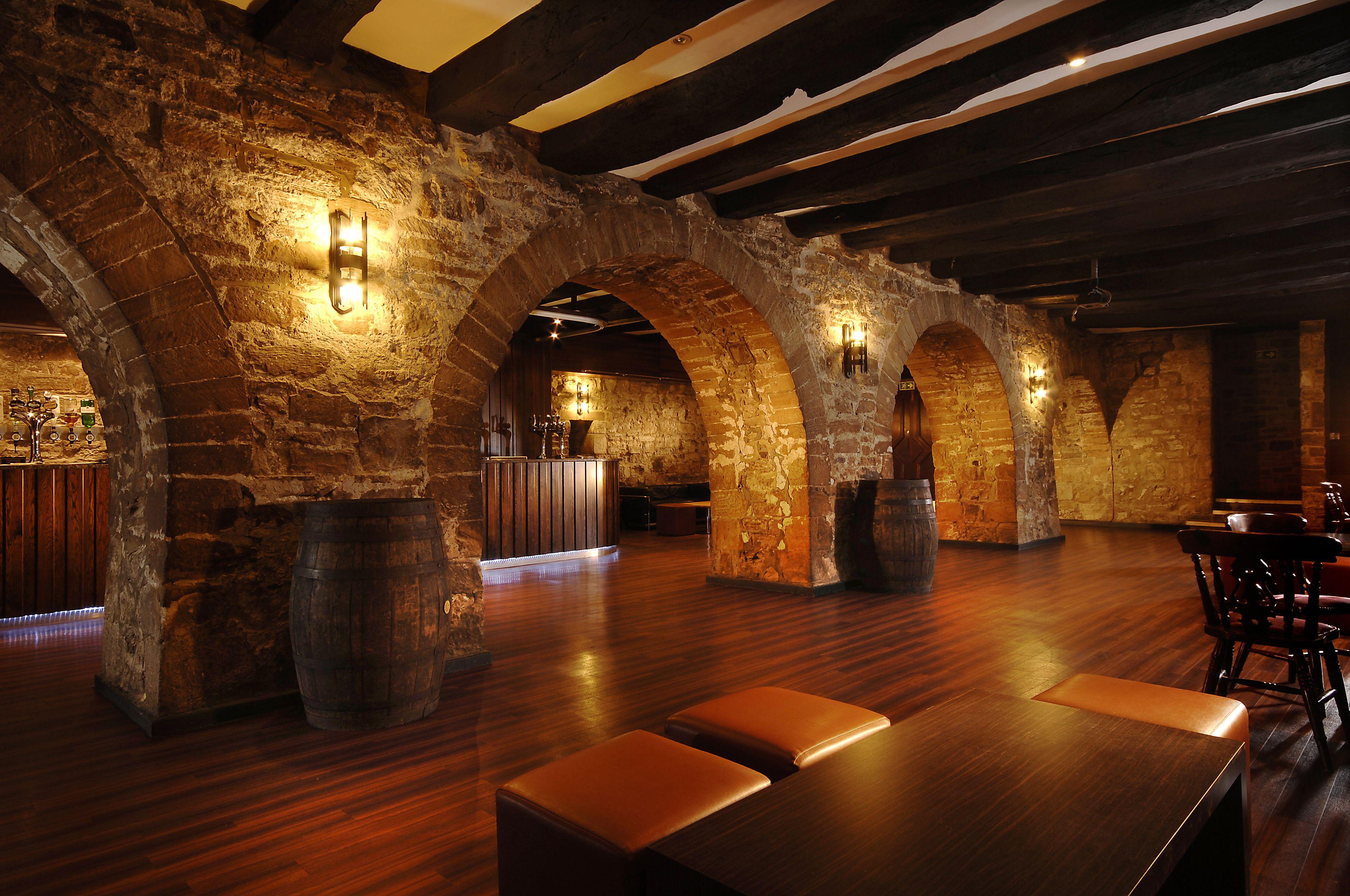 The Undercroft Bar Durham Castle