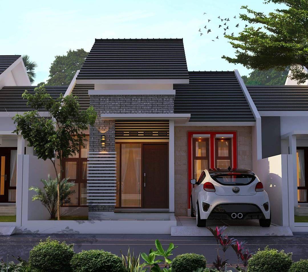 Macam Macam Rumah Tampak Depan Minimalis Rumah Minimalis Rumah Modern Rumah