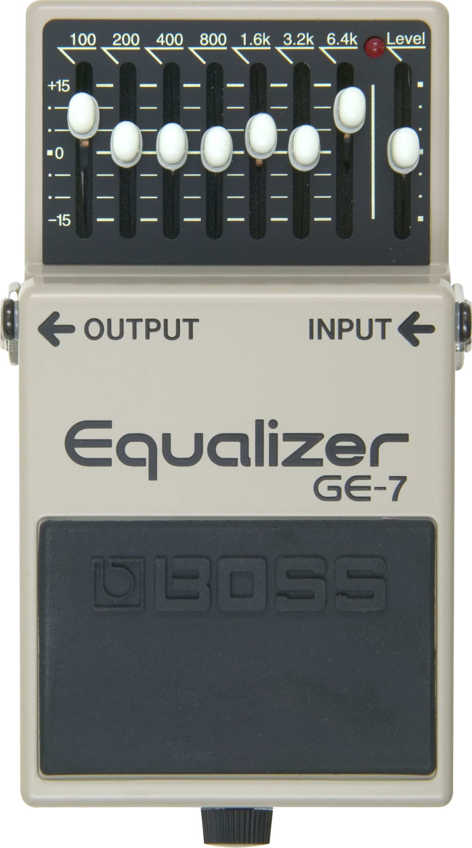 boss ge 7 equalizer pedal music gear guitar effects pedals guitar pedals guitar. Black Bedroom Furniture Sets. Home Design Ideas