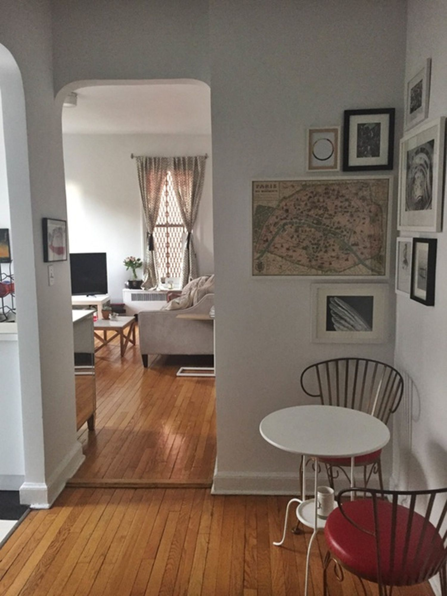 Marcyu0027s Solo Studio In NYC | Apartment Therapy