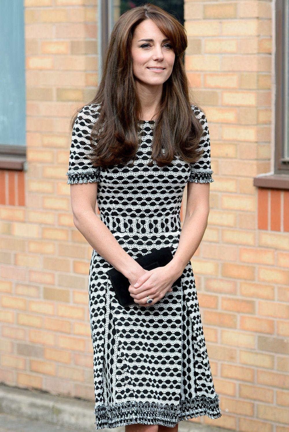 5e3f191708b3 Duchess Kate repeats a Tory Burch