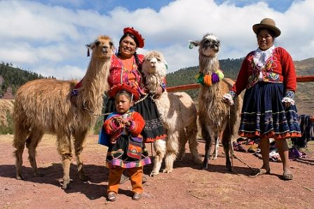 people from peru peruvian mountain people image by diversity