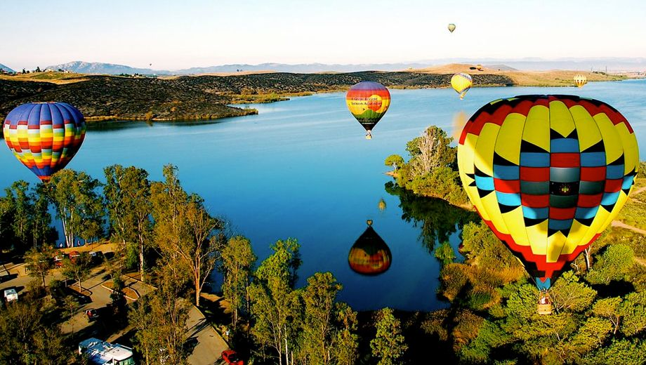 Morning Hot Air Balloon Rides Inland Empire Tickets 125