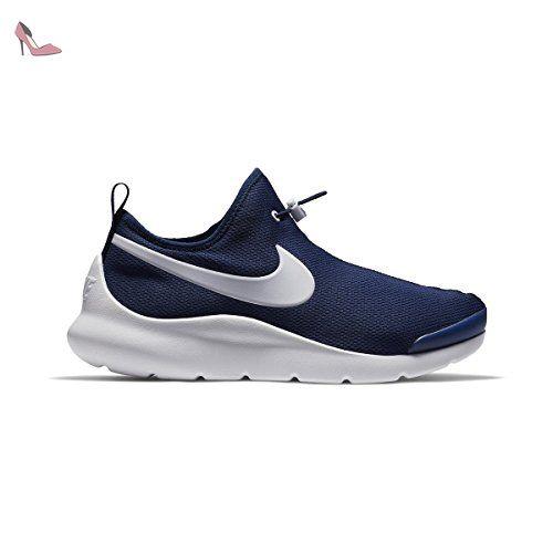 Tanjun (GS), Chaussures de Running Entrainement Garçon, Noir, 37.5 EUNike