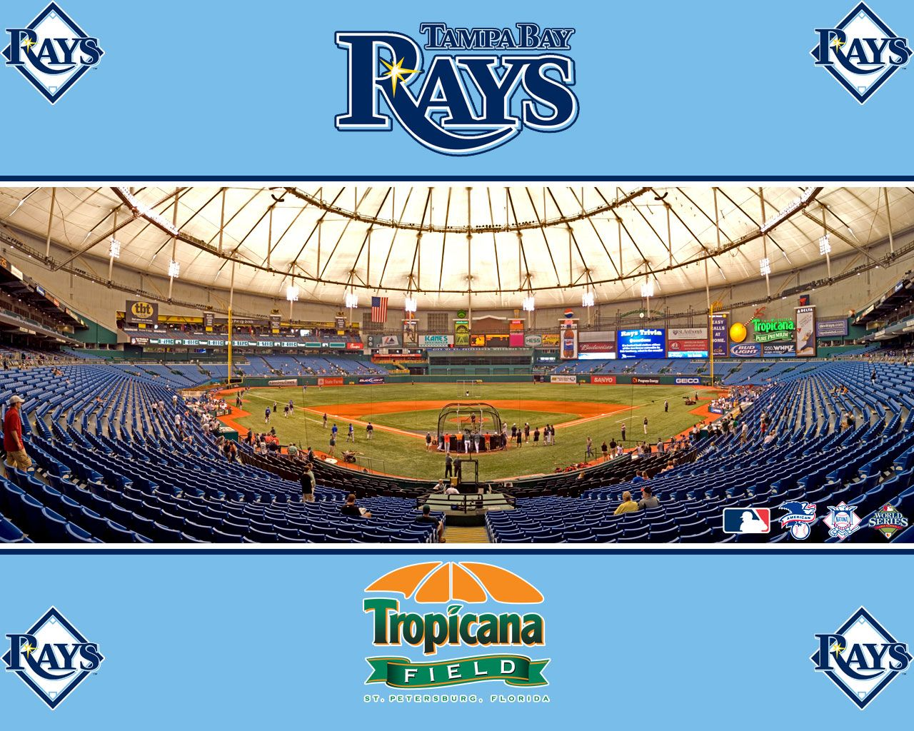 I Want To See A Tampa Bay Rays Game At Tropicana Field Tampa Bay Rays Tampa Tampa Bay