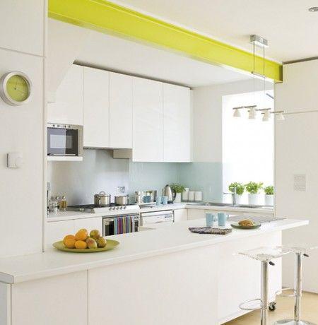 ideas para decorar cocinas pequeas