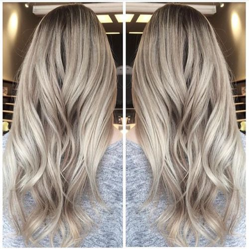 beige blonde by maxime a balayage and babylites combo babylights balayage hair. Black Bedroom Furniture Sets. Home Design Ideas