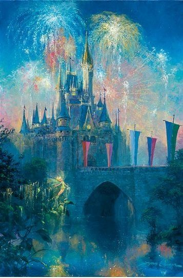 Gallery Disney Art Disneyland