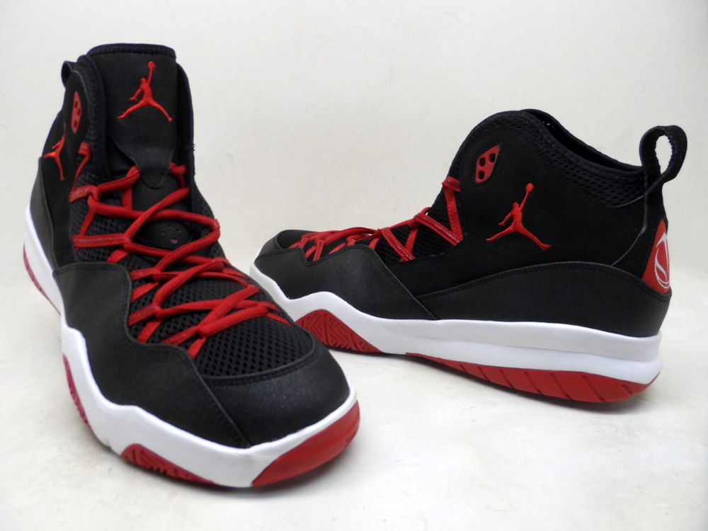 Basketball Shoes For Women Synthetic Black Red White