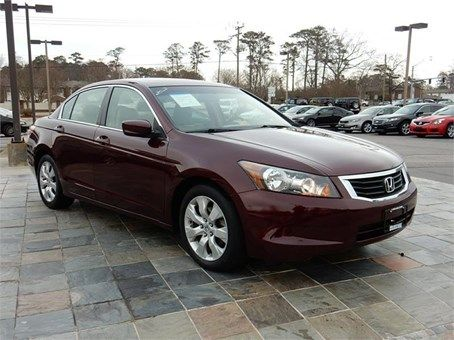 2009 Honda Accord Ex For Sale In Virginia Beach Honda Accord Ex Honda Accord Used Cars