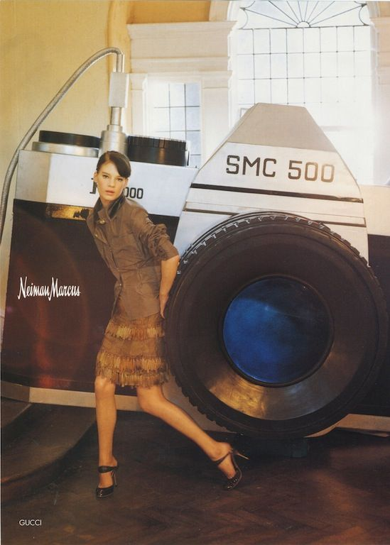 by Tim Walker for Neiman Marcus