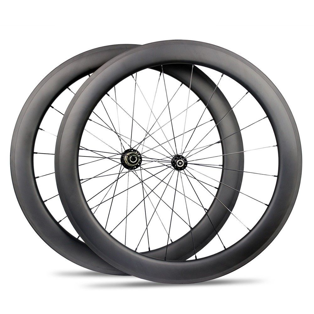 60mm rim carbon bicycle rim clincher 700c carbon road//track rim new trend rim
