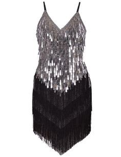 a849fc1823 Silver club dress (amazon) for Tina Turner costume... | Inspiring ...