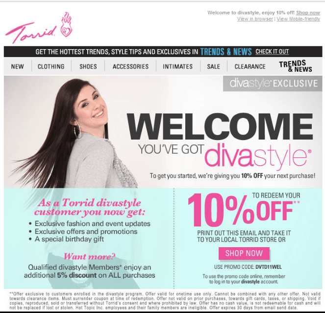 Torrid Coupon Codes | Printable Coupons, Grocery & Coupon Codes ...
