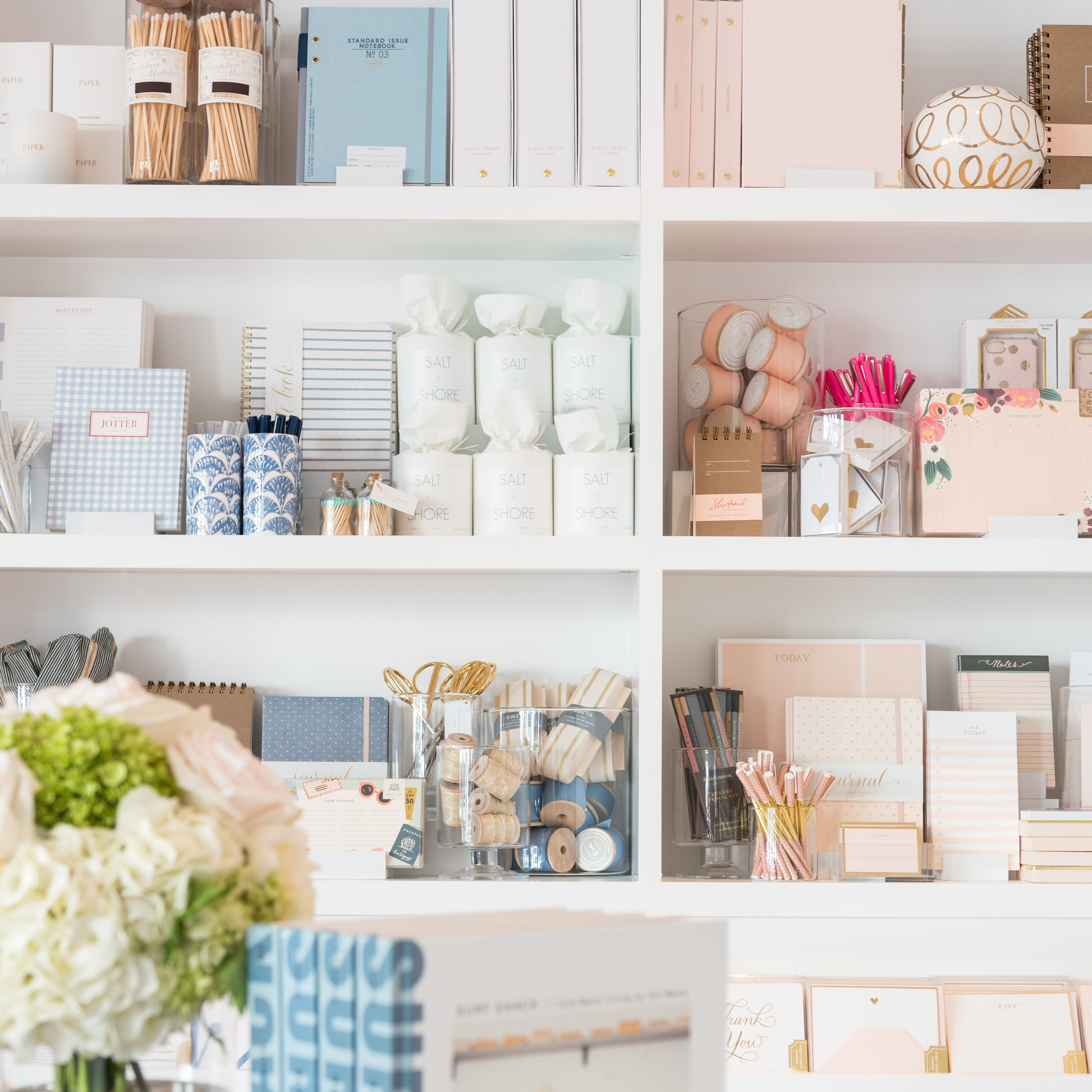 Sugar Paper // Newport Beach, Ca - love their Brentwood shop, too ...