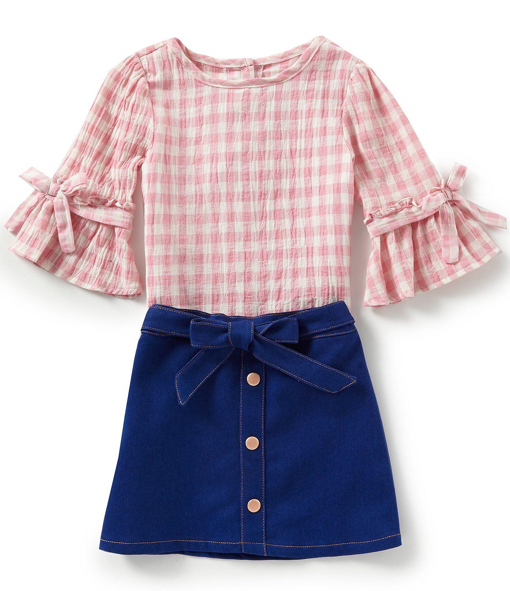 783b4c160c Jean Skirts At Dillards