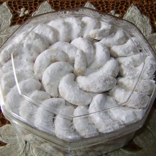 Resep Kue Kering Puteri Salju Atau Sagu Keju Kue Kering Kue Resep Kue