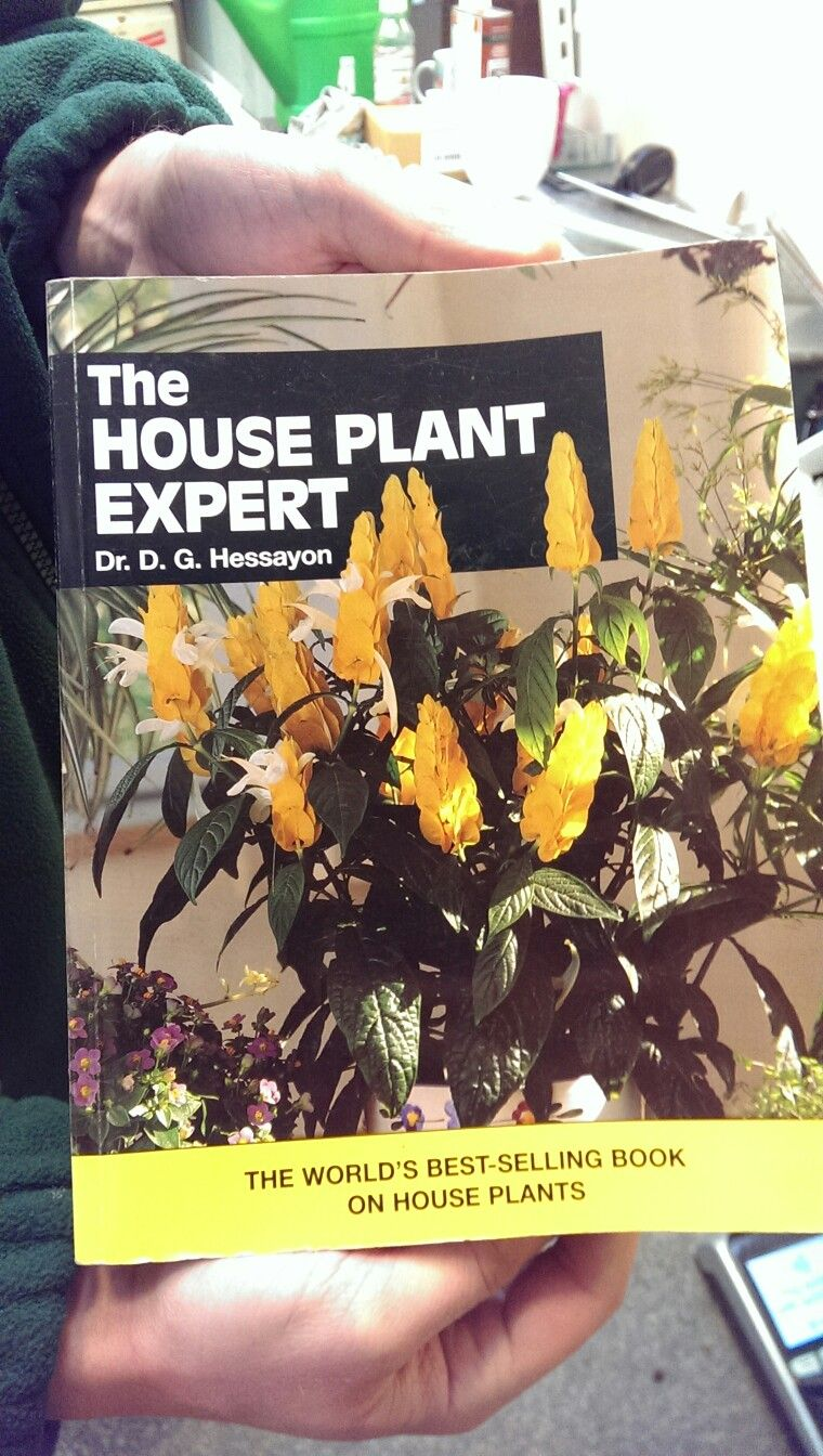 The House Plant Expert Book