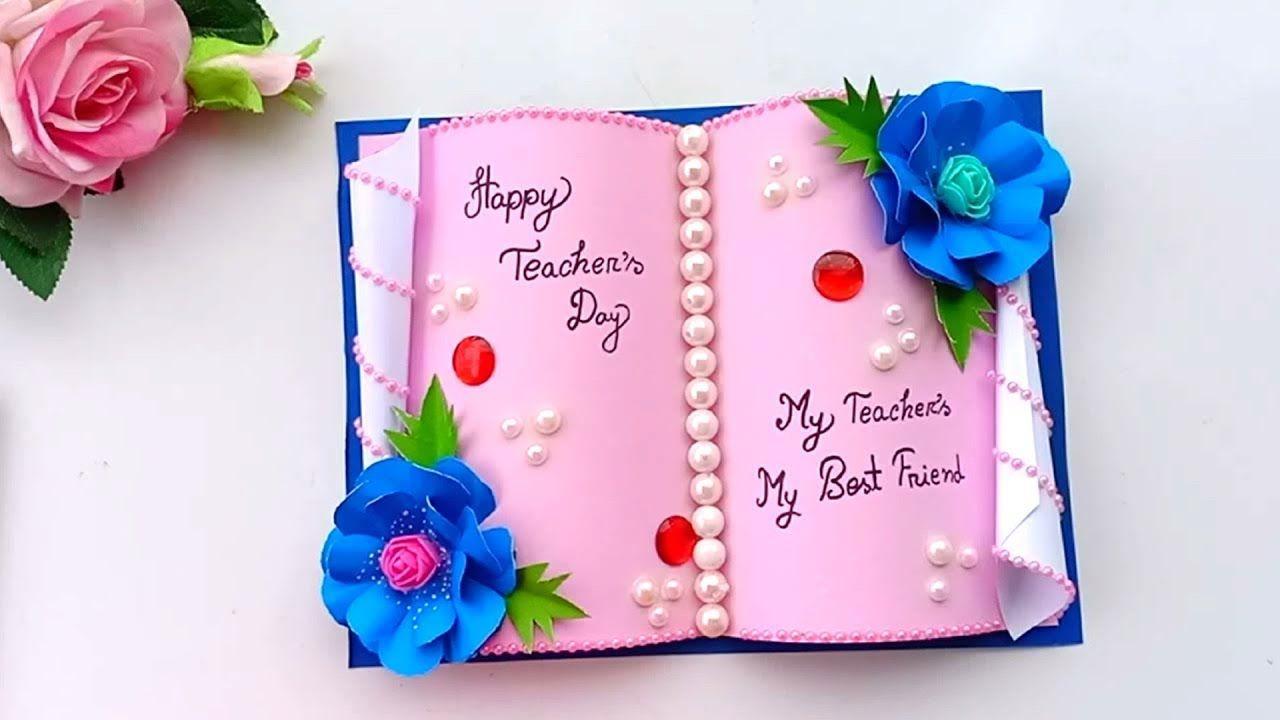 Teachers Day Sms 2020 Wishing Quotes Cards Teachers Day Card Teachers Diy Cards Handmade