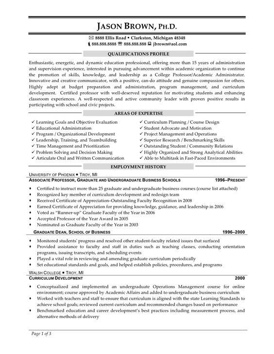 Resume Template For Recent College Graduate - Jobresumegdn - resume examples for college graduates