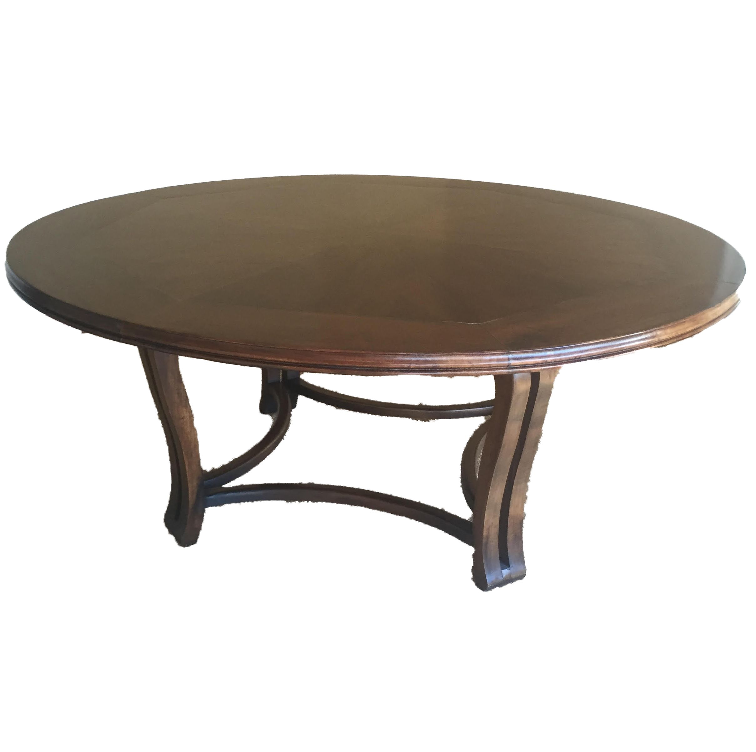 """Parc Monceau Custom Round 72"""" Dining Table"""