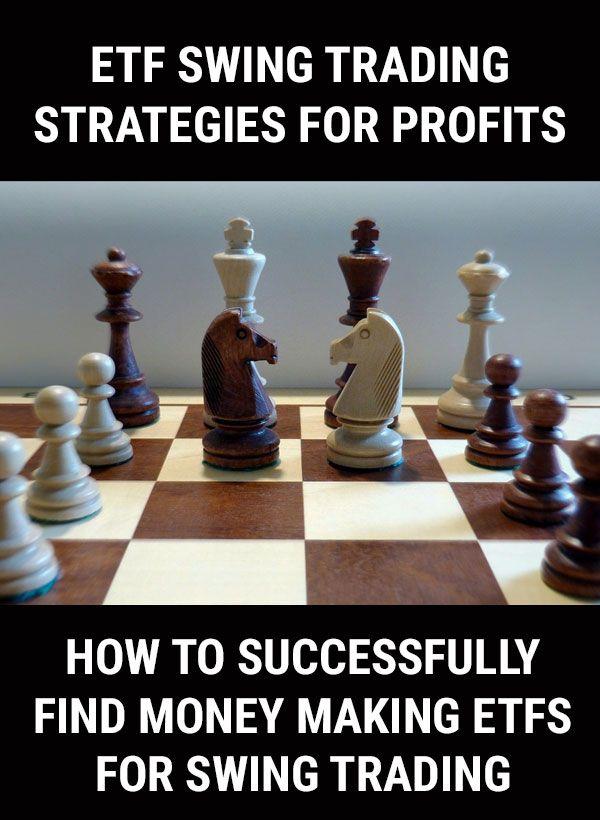day trade etf strategies