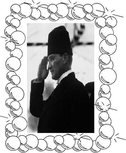 Ataturk Ataturkboyama Boyama 10kasim Boyama Sayfalari Okul Oncesi Faaliyetler