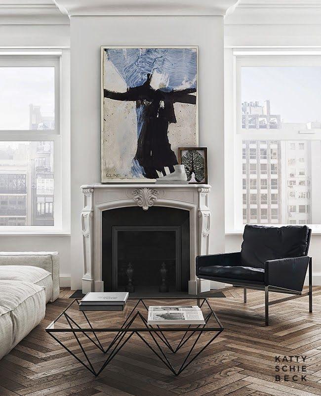 Modernes Helles Wohnzimmer. Style Für Dein Zu Hause.