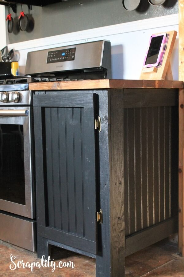 20 Stylish DIY Kitchen Cabinets that are Budget-friendly ...