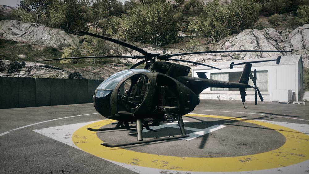 Battlefield 4 Elicottero : Ah little bird battlefield hardline