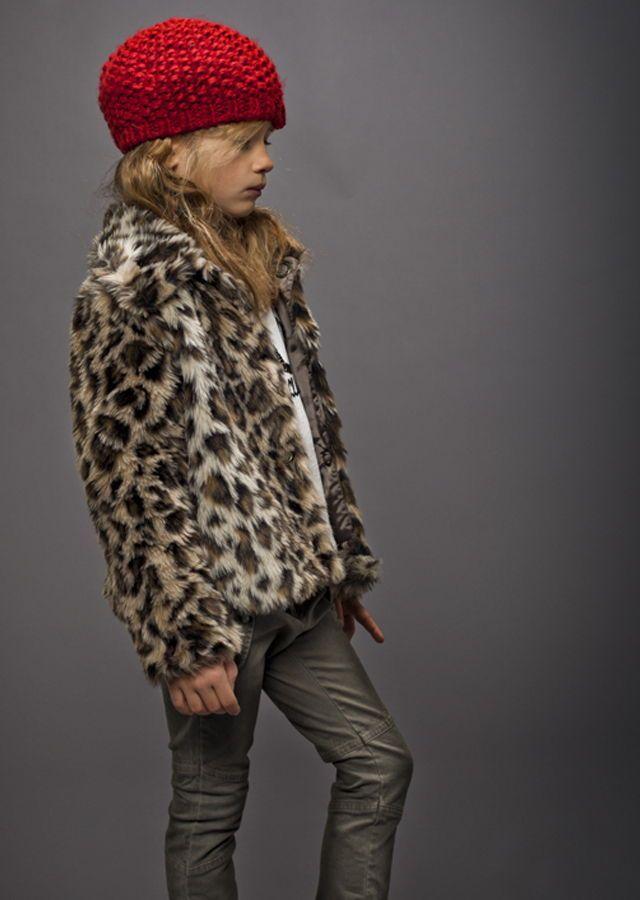 design intemporel 38df9 595ce Vêtements de marque enfant IKKS : Veste fille | little ...