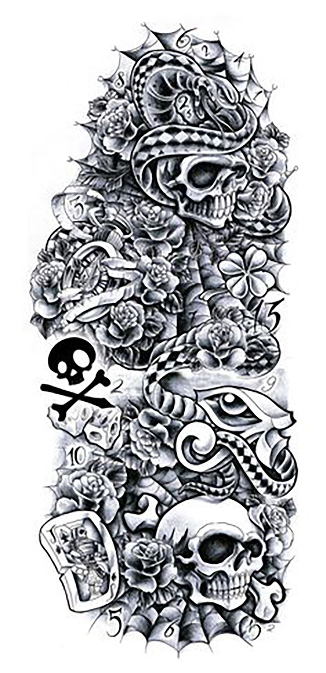Tattoo Png Download 2020 In 2020 Arm Sleeve Tattoos Full Sleeve Tattoos Best Sleeve Tattoos