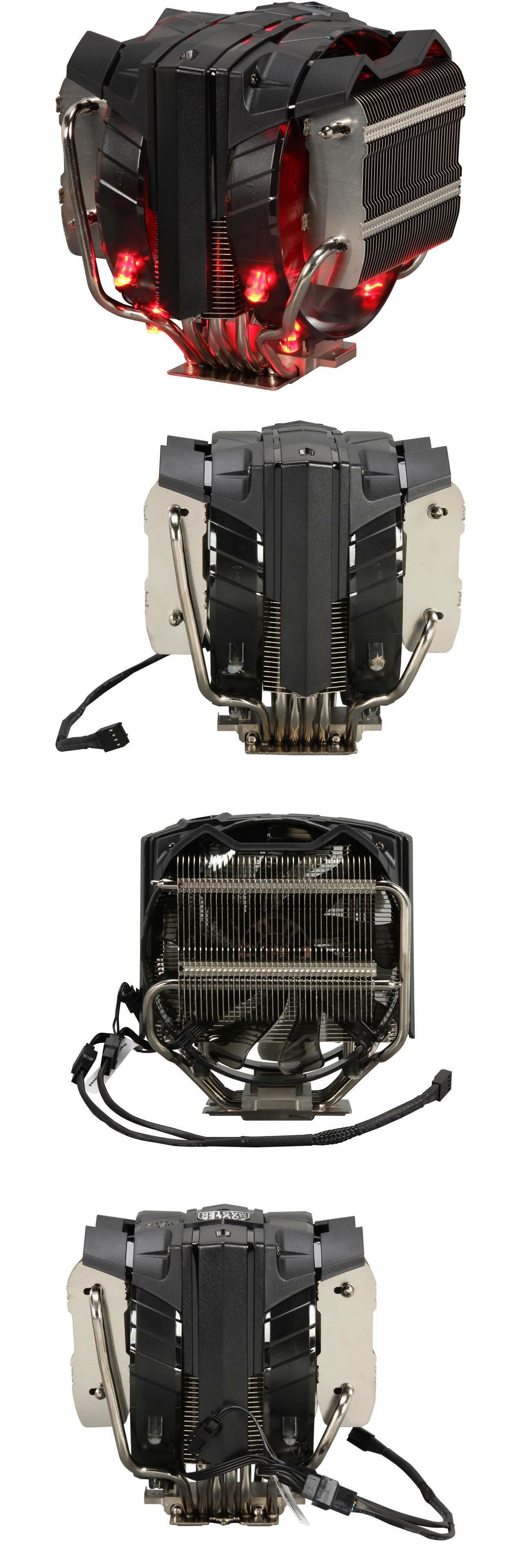 Fans Heat Sinks And Cooling 42000 Cooler Master V8 Gts High