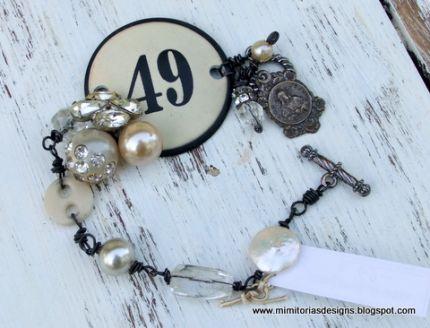 Forever 49 bracelet.