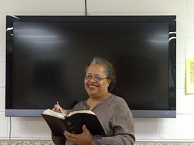 Teaching and preaching in my Apartment building! God is good1