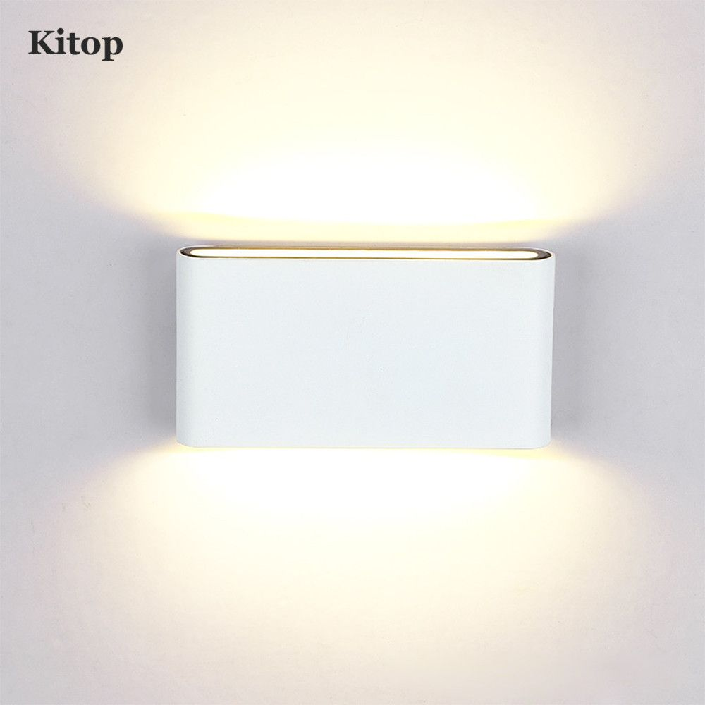 Cheap Led Wall Light Lamp Buy Quality Led Sconce Directly From China Wall Light Lamp Suppliers Kitop Outdoor Led Wal Wall Lights Outdoor Wall Lamps Wall Lamp