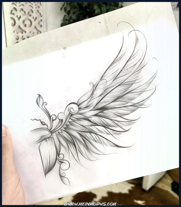 Bella auto amore quell'idea di ala – Tattooed –