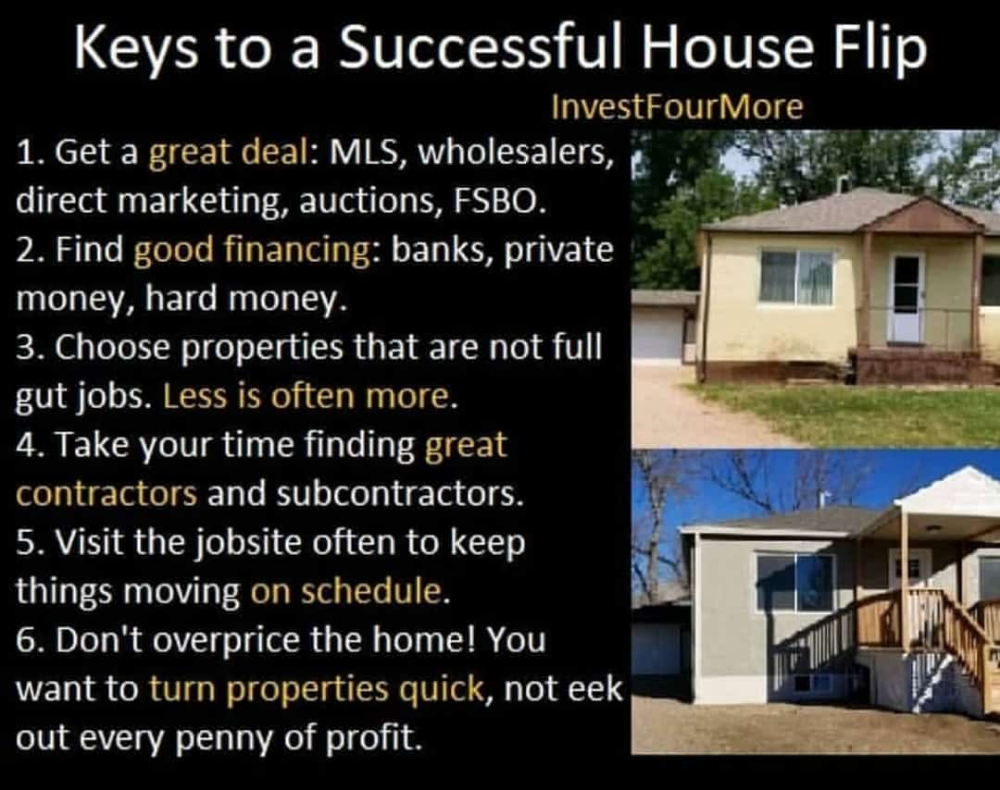 How To Get Started Flipping Houses With Real Talk From 3 Experts Flipping Houses Buying First Home Home Buying