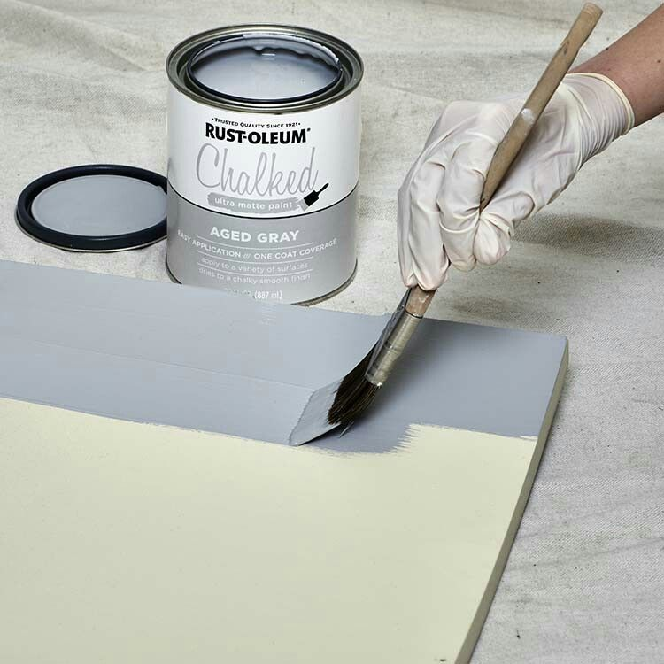 Rustoleum Chalked Aged Gray | For the Home* | Pinterest ...