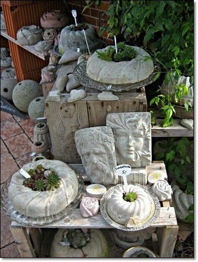 neues vom lindenhof: ernestines leidenschaft für beton   nützliche, Garten und erstellen