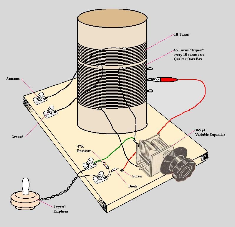 tesla coil kit instructions