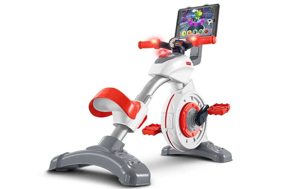 Fisher-Price Makes Mini Stationary Bike for Kids  http://www.bicycling.com/bikes-gear/news/fisher-price-makes-mini-stationary-bike-for-kids?utm_source=t.co