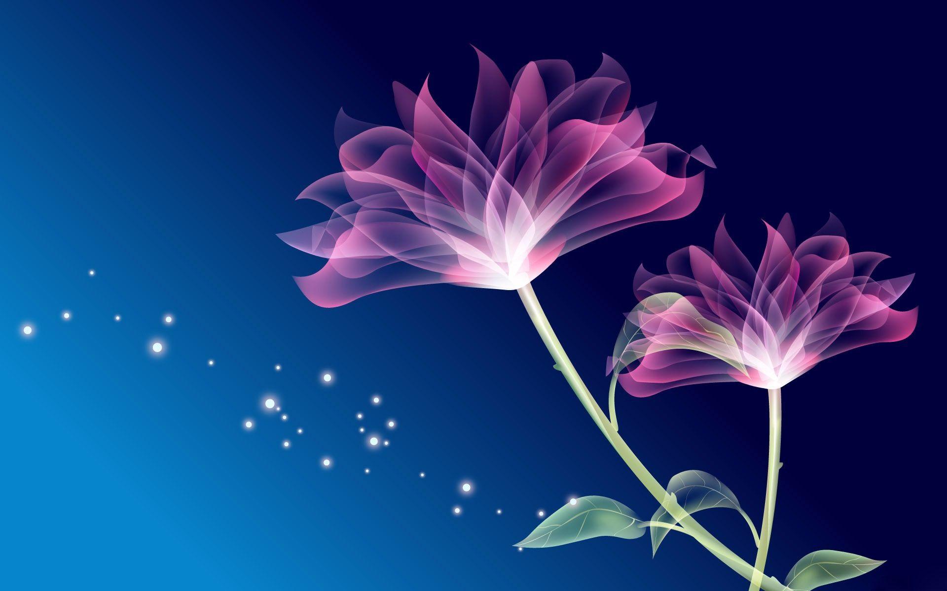 3d Wallpaper Flower Download