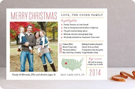 Christmas Card Ideas  Two  Giveaways To Minted