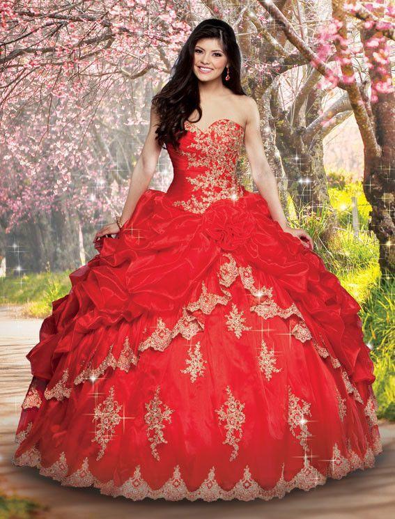 Disney Royal Ball Quinceanera Dress Mulan Style 41098 | Royals ...