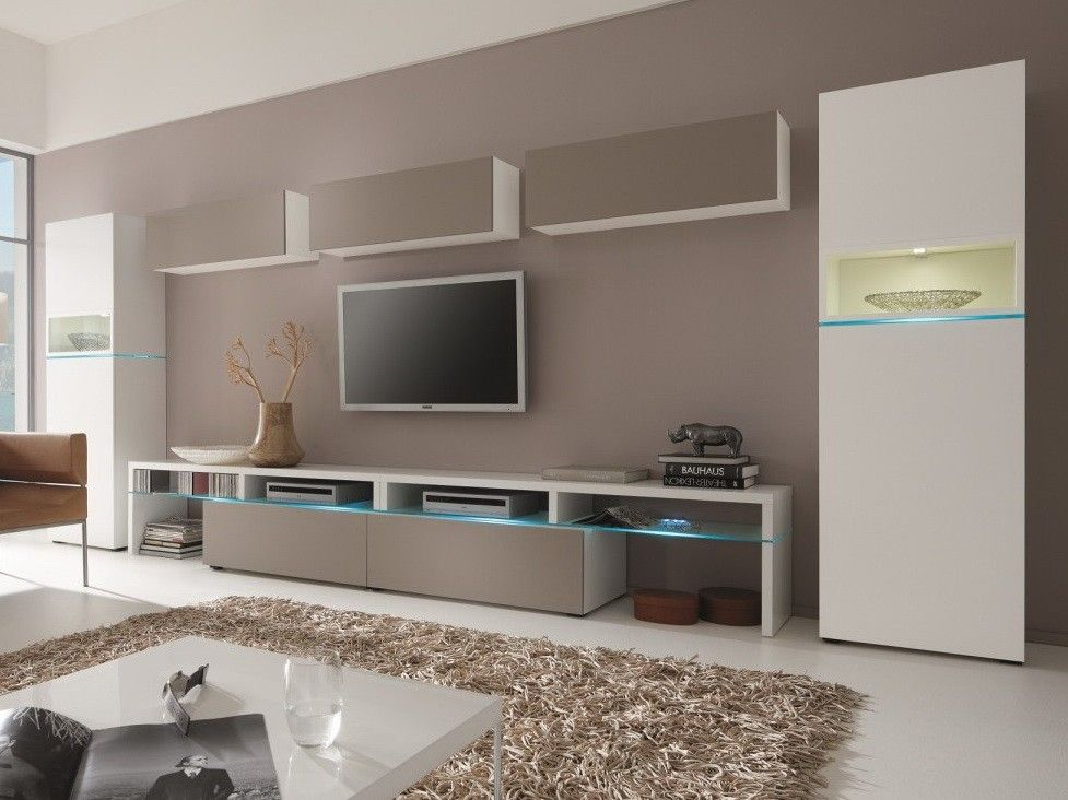 Creative Furniture AMSTERDAM CS 11095 Wall Unit - MATERIAL:MDF ...