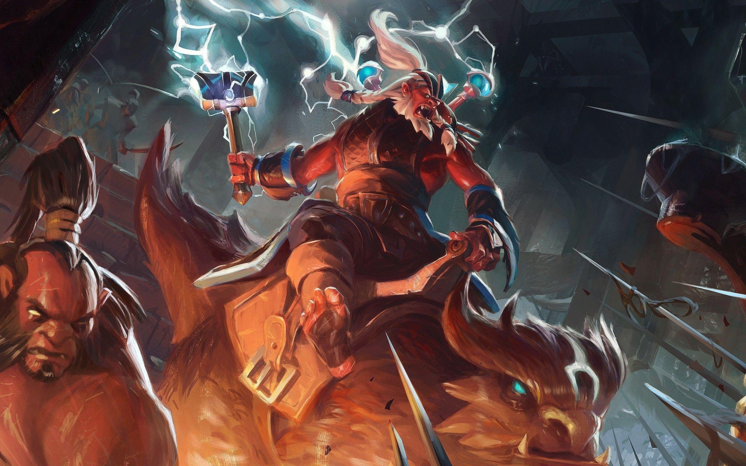 Google themes dota 2 - Axe Hero Dota 2 Games Wallpaper